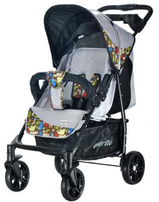 Прогулочная коляска Everflo Safari Luxe (grey)