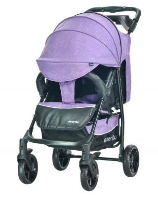 Прогулочная коляска Everflo Strong Luxe New (purple)