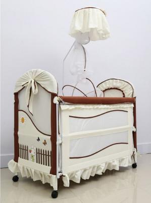 Кровать-трансформер Tommy Cute Life (beige&chocolate/бежевый-шоколад) стул трансформер для кормления stiony 006 chocolate beige