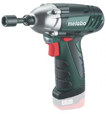 Гайковерт Metabo PowerMaxx SSD 600093890 акк гайковерт metabo powermaxx ssd без акк и зу