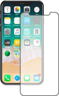 Защитное стекло прозрачная Deppa 62395 для iPhone X 0.3 мм