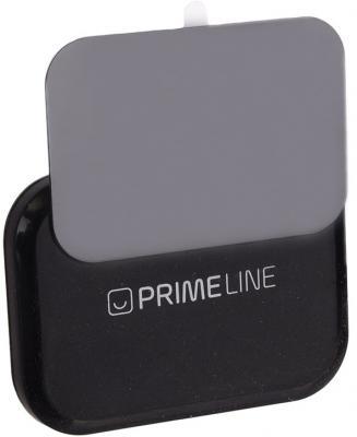 Автомобильный держатель Prime Line 5504 для смартфонов магнитный крепление на вентиляционную решетку prime line crab 1 для смартфонов 3 5