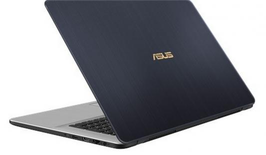 """Ноутбук ASUS VivoBook Pro 17 N705UD-GC174 17.3"""" 1920x1080 Intel Core i7-8550U 90NB0GA1-M02570"""