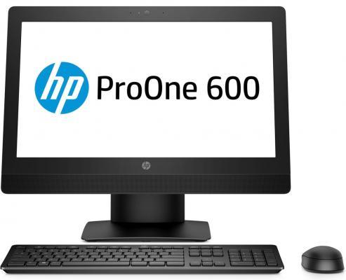 Моноблок 21.5 HP ProOne 600 G3 1920 x 1080 Intel Core i3-7100 4Gb 1 Tb Intel HD Graphics 630 Windows 10 Professional черный 2KR76EA