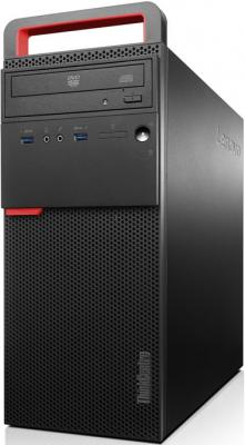 Системный блок Lenovo ThinkCentre M700 i5-6400 2.7GHz 4Gb 500Gb HD530 DVD-RW DOS клавиатура мышь черный 10GR0042RU системный блок lenovo s510 mt i5 6400 4gb 500gb dvd rw win10pro клавиатура мышь 10kw007pru