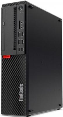 Системный блок Lenovo ThinkCentre M710s i3-7100 3.9GHz 4Gb 1Tb Intel HD DVD-RW DOS клавиатура мышь черный 10M7006PRU системный блок lenovo thinkcentre edge 73 i5 4460s 2 9ghz 4gb 500gb intel hd dvd rw win10 черный 10dus04m00
