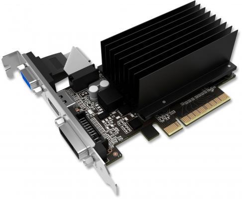 Видеокарта Palit GeForce GT 730 NEAT7300HD46-2080H PCI-E 2048Mb 64 Bit Retail (NEAT7300HD46-2080H)