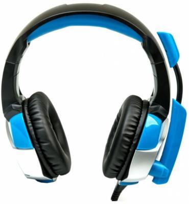 Гарнитура Dialog Gan-Kata HGK-37L черный синий наушники dialog ep f15 синий
