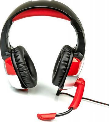 Гарнитура Dialog Gan-Kata HGK-37L черный красный