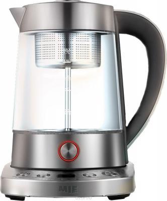 Чайник MIE Smart Kettle 100 1200 Вт серебристый 1.7 л металл/стекло