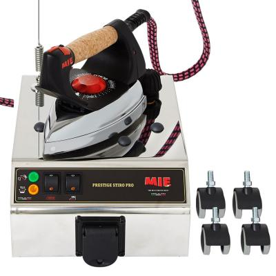 Парогенератор MIE Stiro Pro Inox 1900Вт белый чёрный парогенератор mie stiro pro 100 inox