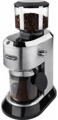 Кофемолка DeLonghi KG520.M 150 Вт серебристый