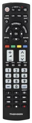 Пульт ДУ Thomson H-132502 универсальный Panasonic TVs черный универсальный пульт ду chigo zh jt 01