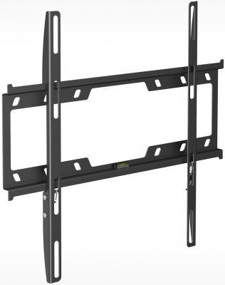 """Кронштейн Holder F4614-B черный для ЖК ТВ 32-55"""" настенный фиксированный до 40 кг"""