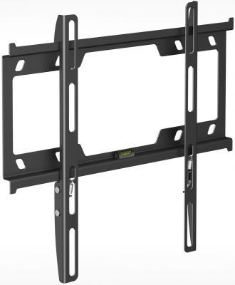 """Кронштейн Holder F3616-B черный для ЖК ТВ 22-47"""" настенный фиксированный до 25 кг"""