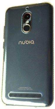 Картинка для Чехол Nubia для Nubia N1 Lite прозрачный