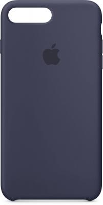 Чехол-накладка Apple MQGY2ZM/A для iPhone 8 Plus iPhone 7 Plus синий чехол для iphone 7 plus apple mmqu2