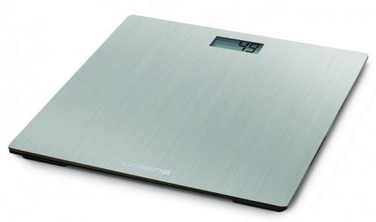 Весы напольные Polaris PWS 1841DM серебристый весы polaris pws 1841dm