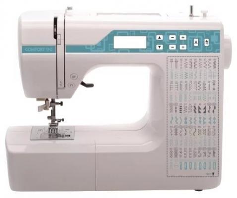 Швейная машина Comfort 90 белый швейная машина vlk napoli 2400