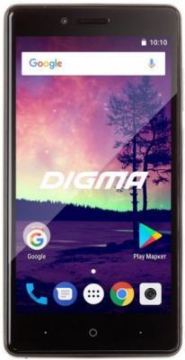 Смартфон Digma VOX S509 3G черный 5 16 Гб Wi-Fi GPS 3G VS5032PG смартфон digma g500 3g vox черный