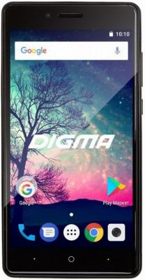 Смартфон Digma VOX S508 3G серый 5 16 Гб Wi-Fi GPS 3G VS5031PG планшет digma plane 1601 3g ps1060mg black