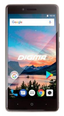 Смартфон Digma HIT Q500 3G черный 5 8 Гб Wi-Fi GPS 3G смартфон 5 digma vox s505