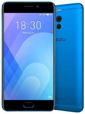 Смартфон Meizu M6 Note 32 Гб синий M721H_32GB_BLUE все цены