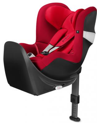Автокресло Cybex Sirona M2 i-Size&Base M (rebel red) автокресло inglesina newton i fix red