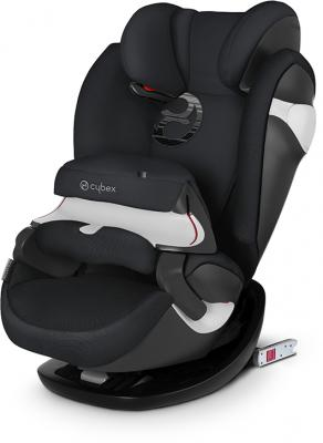 Автокресло Cybex Pallas M-Fix (lavastone black) автокресло cybex free fix pure black