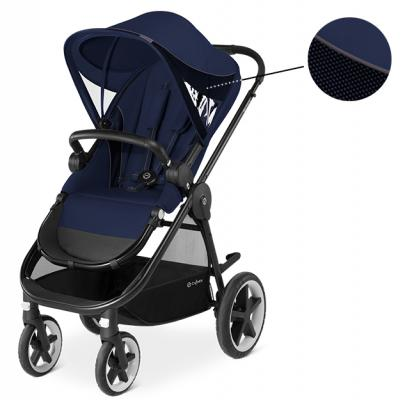Фото - Прогулочная коляска Cybex Balios M (denim blue) коляска прогулочная everflo safari grey e 230 luxe