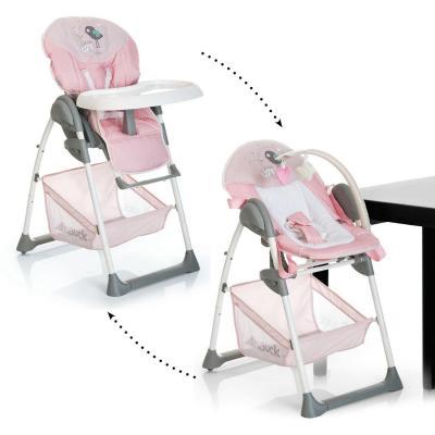 Купить Стульчик для кормления Hauck Sit in Relax (birdie), розовый, пластик, Стульчики для кормления