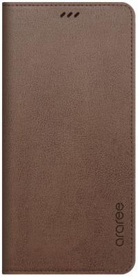 Чехол (флип-кейс) Samsung для Samsung Galaxy A8+ Designed Mustang Diary коричневый (GP-A730KDCFAIE) чехол флип кейс samsung для samsung galaxy s9 mustang diary черный gp g965kdcfaia