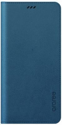 Чехол (флип-кейс) Samsung для Samsung Galaxy A8+ Designed Mustang Diary синий (GP-A730KDCFAIC) чехол флип кейс samsung для samsung galaxy s9 mustang diary черный gp g965kdcfaia