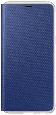 Чехол (флип-кейс) Samsung для Samsung Galaxy A8 Neon Flip Cover голубой (EF-FA530PLEGRU)