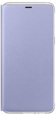 Чехол (флип-кейс) Samsung для Samsung Galaxy A8 Neon Flip Cover фиолетовый (EF-FA530PVEGRU)