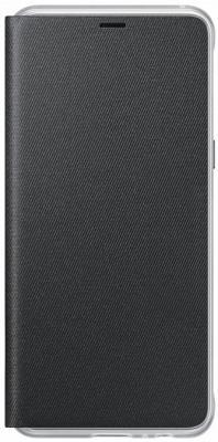 Чехол (флип-кейс) Samsung для Samsung Galaxy A8 Neon Flip Cover черный (EF-FA530PBEGRU)