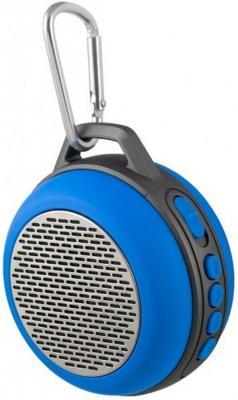 Портативная акустика Perfeo Solo 5Вт Bluetooth синий PF-BT-SOLO-BL колесные диски tailong tl6022 9 5x22 6x114 3 d66 1 et15 chrome