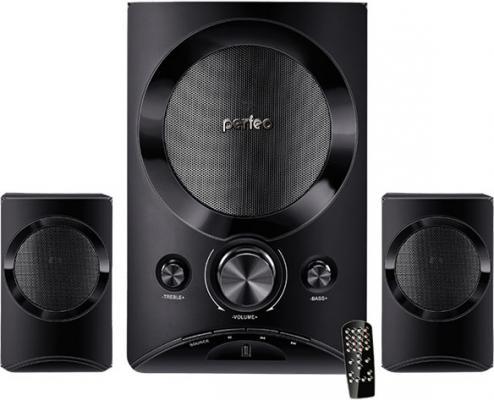 Колонки Perfeo Modern PF-3312 2x10 + 15Вт черный