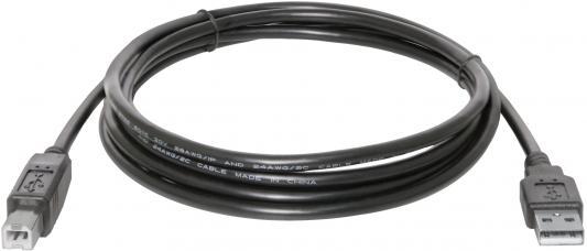 Фото - Кабель USB 2.0 AM-BM 5.0м Defender USB04-17 83765 кабель defender usb usb usb04 06 1 8 м черный