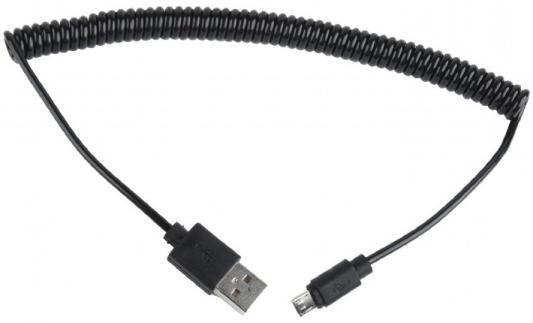 Кабель microUSB 1.8м Cablexpert CC-mUSB2C-AMBM-6 витой