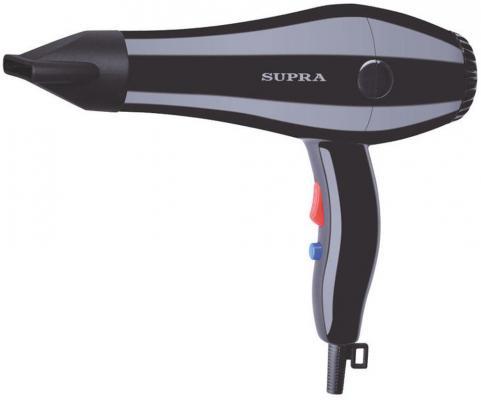 Фен Supra PHS-1401S чёрный supra supra scs p28q