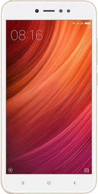 Смартфон Xiaomi Redmi Note 5A Prime золотистый 5.5 32 Гб LTE Wi-Fi GPS смартфон meizu m5 note серебристый 5 5 32 гб lte wi fi gps 3g