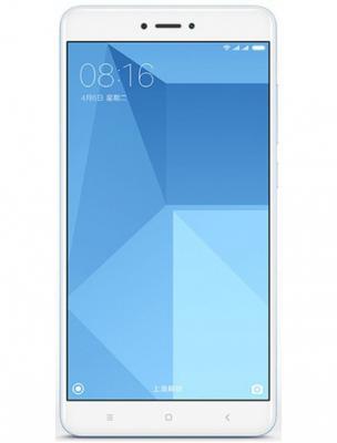 Смартфон Xiaomi Redmi Note 4x синий 5.5 32 Гб LTE Wi-Fi GPS 3G смартфон xiaomi redmi note 4 черный 5 5 64 гб lte wi fi gps 3g redminote4bl64gb