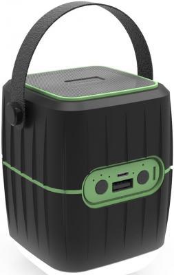 Внешний аккумулятор Power Bank 8800 мАч Ritmix RPB-8800LT черный зеленый внешний аккумулятор ritmix rpb 8800lt green black