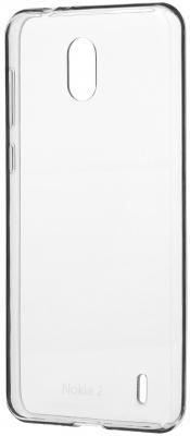 Чехол Nokia Slim Crystal Case для Nokia 2 прозрачный минидинамики nokia md6 электронный рай