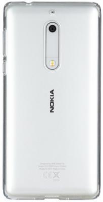 Чехол Nokia Hybrid Crystal Case Transparent для Nokia 5 прозрачный минидинамики nokia md6 электронный рай