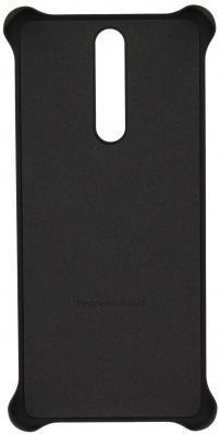 Чехол Nokia Soft Touch Case для Nokia 8 черный stylish protective tpu pc back case w stand for samsung galaxy s4 i9500 white black