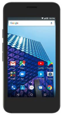 Смартфон ARCHOS Access 45 4G черный 4.5 8 Гб LTE Wi-Fi GPS 3G 503493 смартфон asus zenfone live zb501kl золотистый 5 32 гб lte wi fi gps 3g 90ak0072 m00140