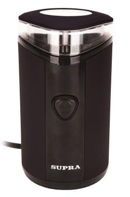 Кофемолка Supra CGS-311 150 Вт черный цена в Москве и Питере