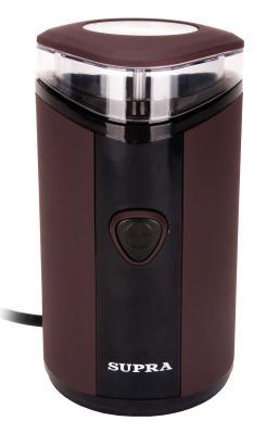 Кофемолка Supra CGS-311 150 Вт коричневый цена в Москве и Питере